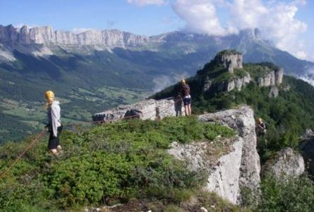Via corda gresse vercors guides mont aiguille escalade - Office du tourisme gresse en vercors ...