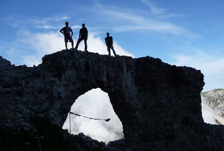 Arche du mont-Aiguille
