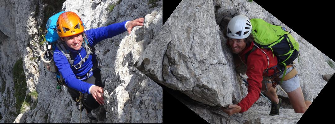 escalade tour des gemeaux mont-aiguille